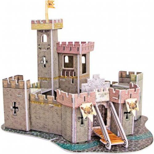 Legler 3D puzzle Hrad středověku