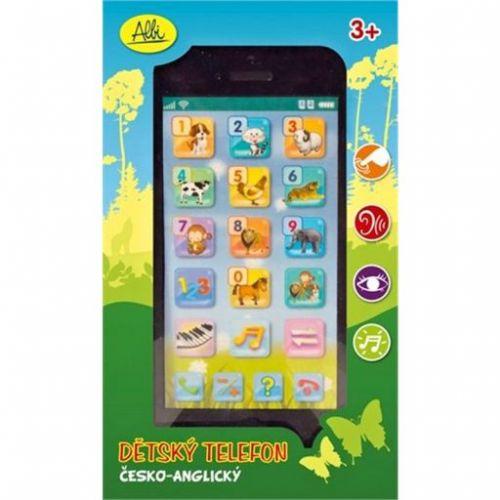 Albi Dětský mobilní telefon cena od 0 Kč