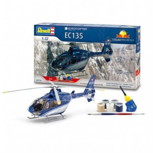 Revell Flying Bulls 05724 - EC135 cena od 719 Kč