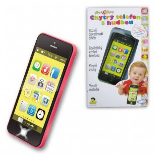 MaDe Smart phone 40 melodií v boxu cena od 143 Kč