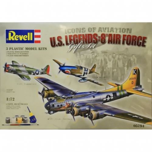 Revell Gift Set RAF Classics cena od 879 Kč