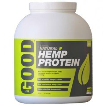 Good Hemp Protein Natural RAW natural 2500 g