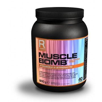 Reflex Nutrition Muscle Bomb caffeine free fruit 600 g