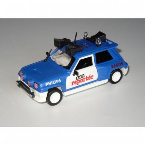 Beneš a Lát Monti System 13 Renault Maxi 5 Turbo Radio