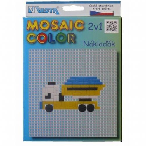 Beneš a Lát Mozaika Color náklaďák 2 v 1