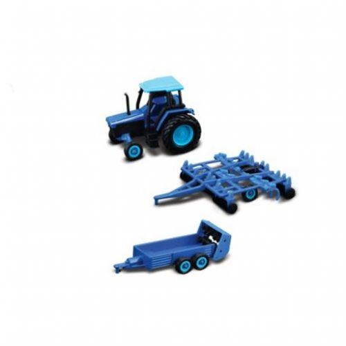 Maisto Kovový traktor Play set cena od 129 Kč