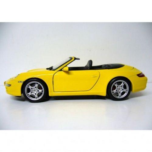 Maisto Porsche Cayman S Cabriolet 1 : 18 cena od 649 Kč