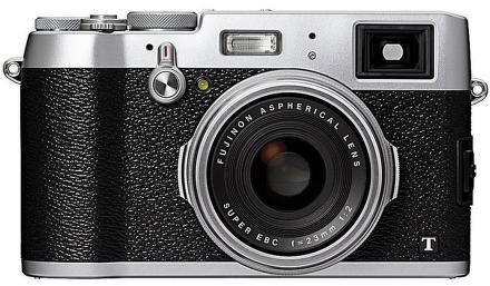 Fujifilm FinePix X100T  cena od 29390 Kč