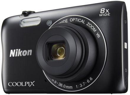 Nikon Coolpix S3700 cena od 2949 Kč