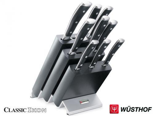 Wüsthof CLASSIC IKON Blok s noži 9 ks cena od 21999 Kč