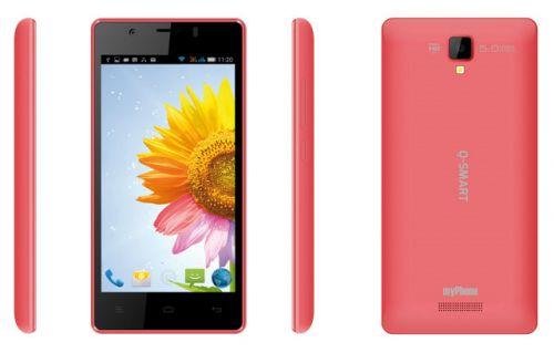 myPhone Q-SMART cena od 2389 Kč