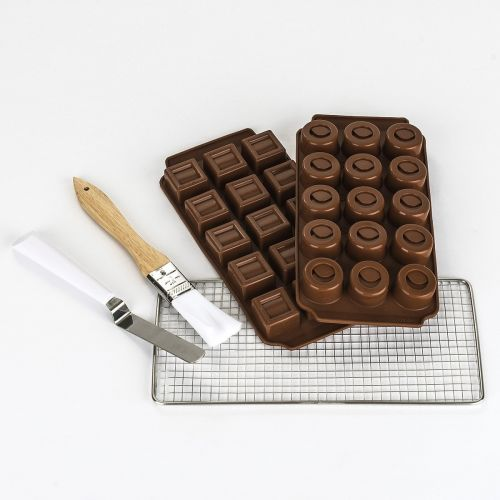Zenker Formy na čokoládu cena od 299 Kč
