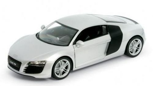 Welly Audi R8 cena od 135 Kč