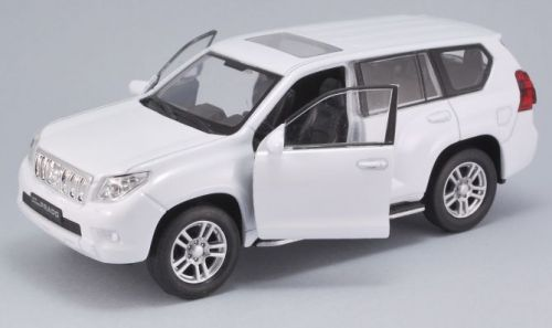 Welly Toyota Land Cruiser Prado cena od 135 Kč