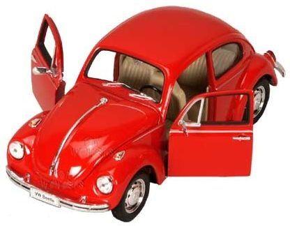 Welly Volkswagen Beetle cena od 135 Kč