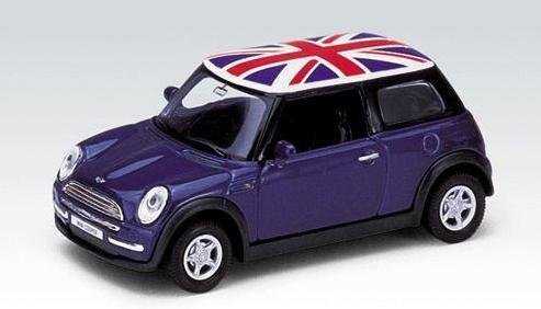 Welly Mini Cooper cena od 135 Kč