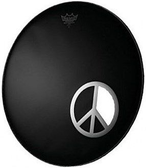Remo DynamOs Peace Sign