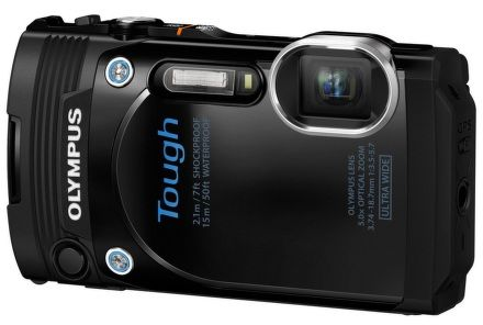 OLYMPUS Stylus TG-860 cena od 6790 Kč