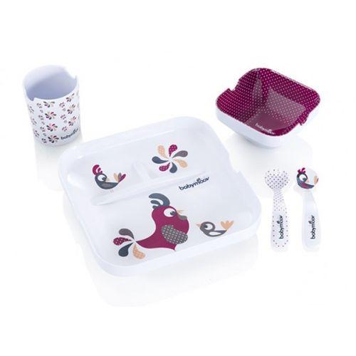 Babymoov Lovely Bird Jídelní souprava cena od 899 Kč