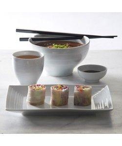 TYPHOON Silk Servírovací sushi sada