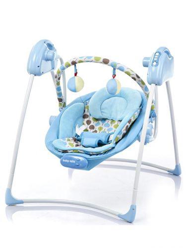Baby Mix Dětské lehátko s houpátkem