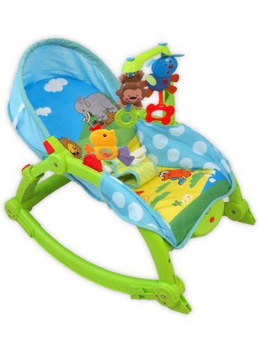 Baby Mix safari 2v1 lehátko