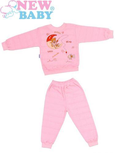 New Baby froté pyžamo