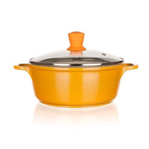 BANQUET Gourmet Ceramia hrnec s poklicí 20 x 8,5 cm cena od 549 Kč