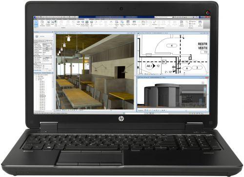 HP ZBook 15 (J8Z46EA) cena od 0 Kč