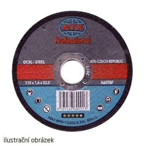 ATX Kotouč řezný na ocel 230x1,8