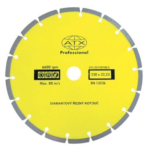 ATx Kotouč diamantový 230 mm