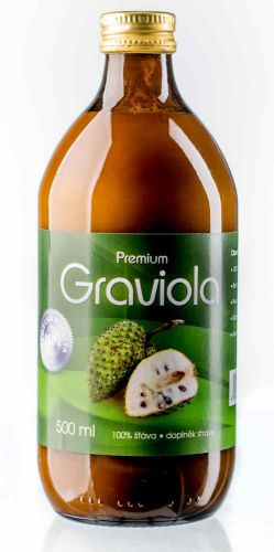 Sonnenmacht Prémium Graviola 500 ml
