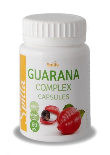 AWA superfoods Guarana COMPLEX 60 tobolek