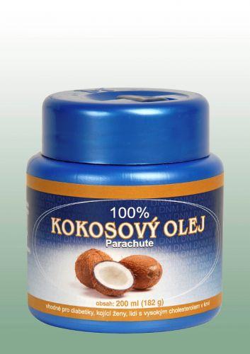DNM Olej kokosový v dóze 250 ml