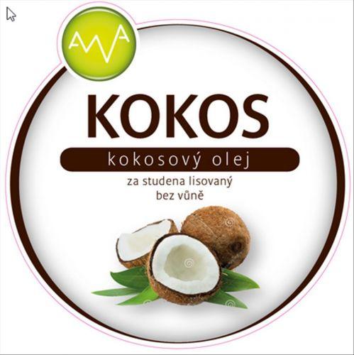 AWA superfoods Kokosový olej 1000 ml
