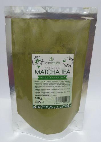 Sonnenmacht Matcha tea prémium 100 g
