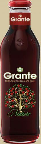 Aronia original GRANTE BIO 100% čistá šťáva 0,7 l