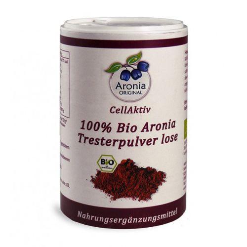 Aronia original CellActiv Arónie 100% Bio prášek 100 g