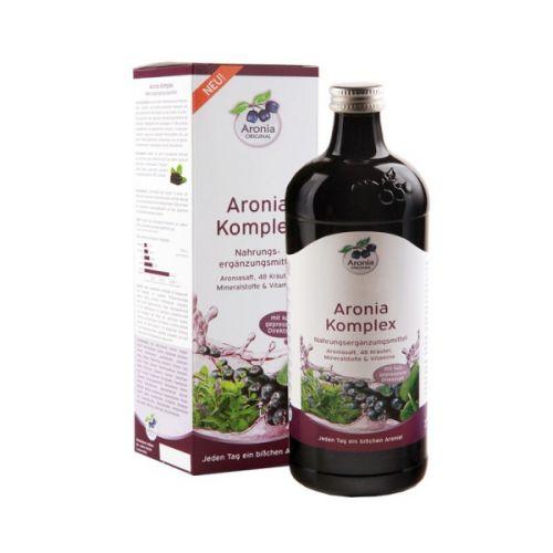 Aronia original CellActiv Arónie komplex se 48 bylinami 0,35 l