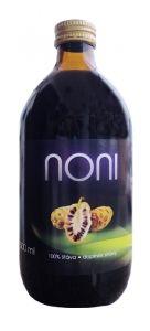 Sonnenmacht Bio Noni 100% Bio šťáva z plodů Noni 500 ml