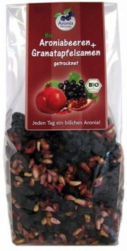 Aronia original sušené plody arónie s granátovým jablkem 125 g