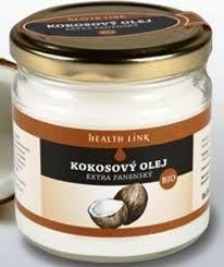 Health Link Bio panenský kokosový olej 400 ml