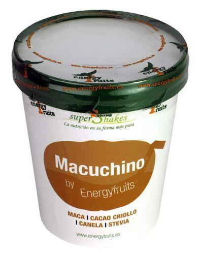 Energy Fruits Macuchino maca, kakao, skořice, stevia 225 g