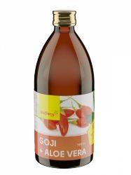 Wolfberry Goji + Aloe vera 500 ml cena od 239 Kč