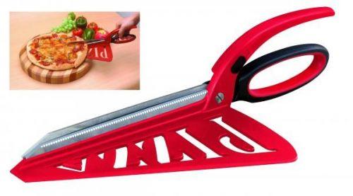 Balvi PIZZA Servírovací nůžky cena od 0 Kč