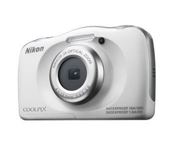 Nikon S33 cena od 2499 Kč