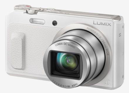 Panasonic Lumix DMC-TZ57  cena od 5237 Kč