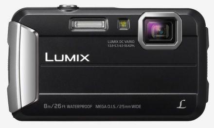 Panasonic Lumix DMC-FT30 cena od 3229 Kč