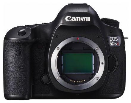 Canon EOS 5DS R cena od 89990 Kč