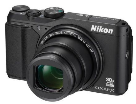 Nikon Coolpix S9900  cena od 7990 Kč